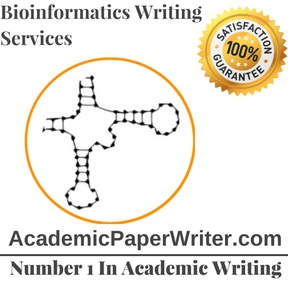 Bioinformatics Writing Services