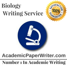 Biology Writing Service