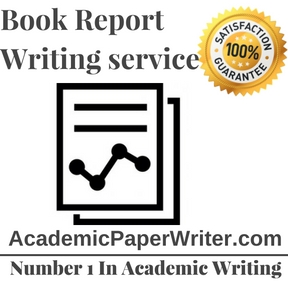 Book report writing service