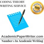 Coding Theory Writing Service