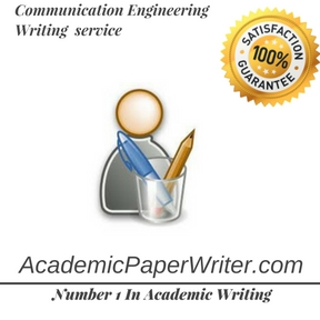 Communication Engineering Writing service