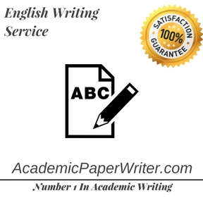 English Writing Service