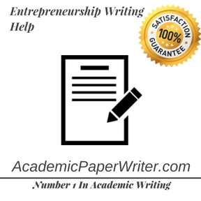 Entrepreneurship Writing Help