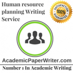 Human resource planning: