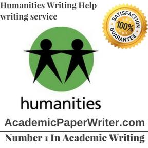 Humanities Writing Help writing service
