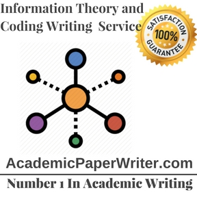 Information Theory and Coding Writing Service