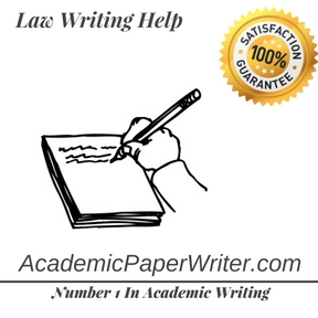 Law Writing Help