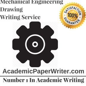 Mechanical Engineering Drawing Writing Service