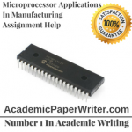 Microprocessor Applications In Manufacturing