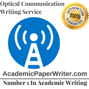 Optical Communication Writing Service