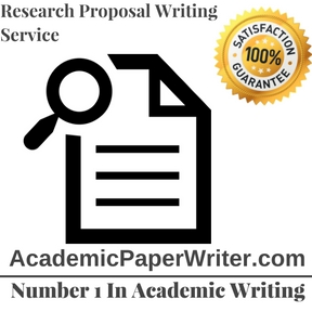 Research proposal help services