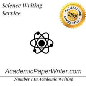 Science Writing Service