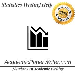Statistics Writing Help