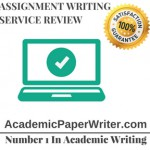 Assignment Writing Service Review