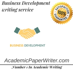 Business Development writing service