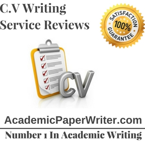 C.V Writing Service Reviews