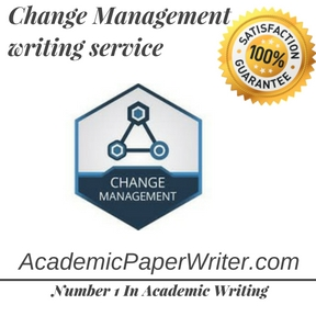 Change Management writing service