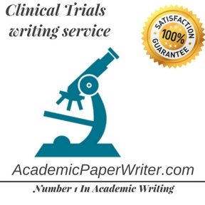 Clinical Trials writing service