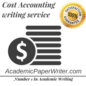 Cost Accounting writing service