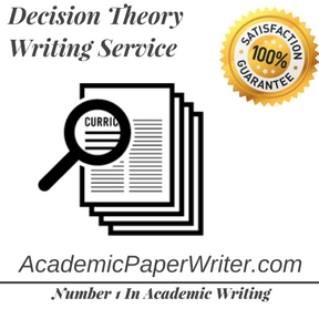 Decision Theory Writing Service