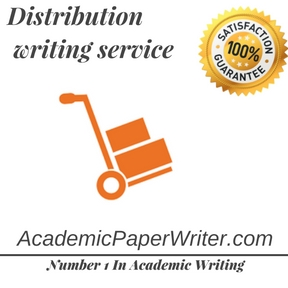 Distribution writing service