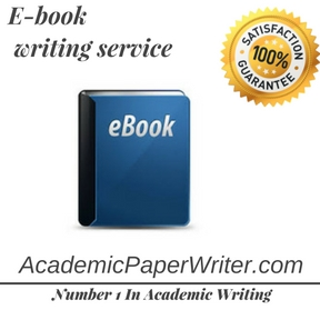 E-book writing service