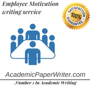 Employee Motivation writing service