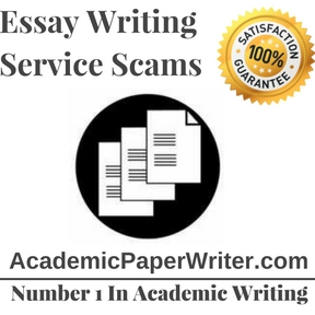 academic writing help scams