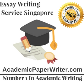 Essay writing services singapore