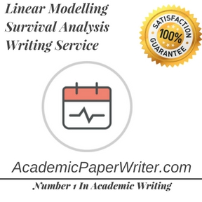 Linear Modelling Survival Analysis Writing Service