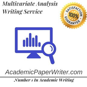 Multivariate Analysis Writing Service