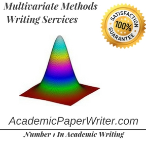 Multivariate Methods Writing Services