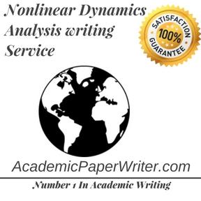 Nonlinear Dynamics Analysis writing Service