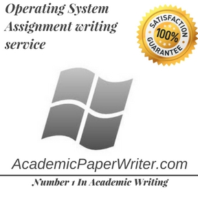 Operating System Assignment writing service
