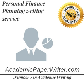 Personal Finance Planning writing service