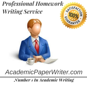 Professional Homework Writing Service