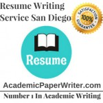 Resume Writing Service San Diego