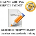 Resume Writing Service Sydney