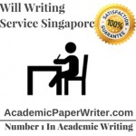 Will Writing Service Singapore
