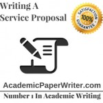 writing a service proposal Thinking about buying a research proposal we have the widest selection of american writers in the industry and a no plagiarism guarantee order now.
