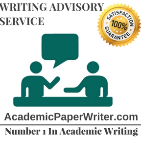 Writing Advisory Service