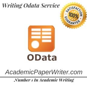 Writing Odata Service