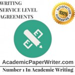Writing Service Level Agreements