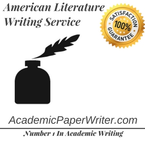American Literature Writing Service
