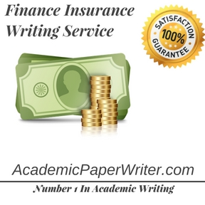 Finance Insurance Writing Service