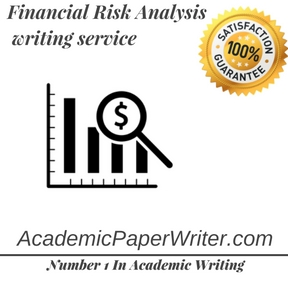 Financial Risk Analysis writing service