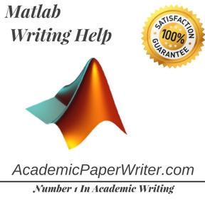 Matlab Writing Help